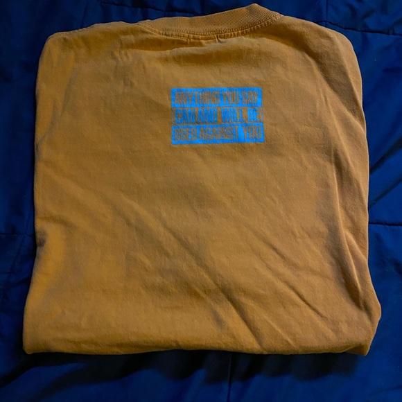 Supreme FINGERprint T-shirt